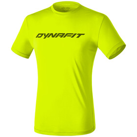 Dynafit Traverse Shortsleeve Shirt Men yellow